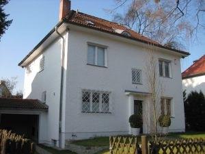 Einfamilienhaus in Zehlendorf