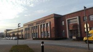 Knorr Bremse Hauptgebäude