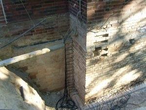 Trocknung des Mauerwerks